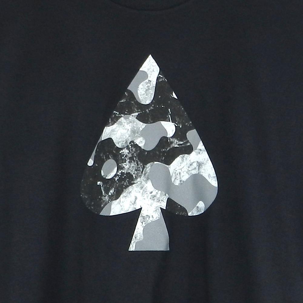 camiseta mcd regular minerals spade preto - original. Carregando zoom. c41c2479390