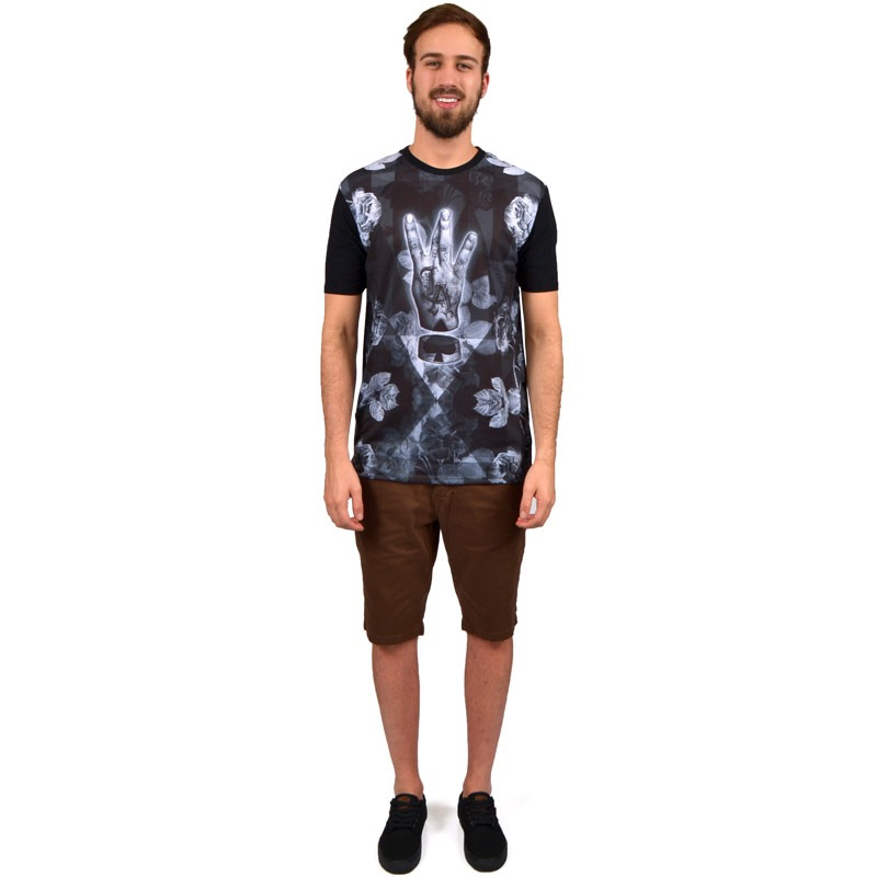 camiseta mcd west road cinza. Carregando zoom. a1d3f12dc91