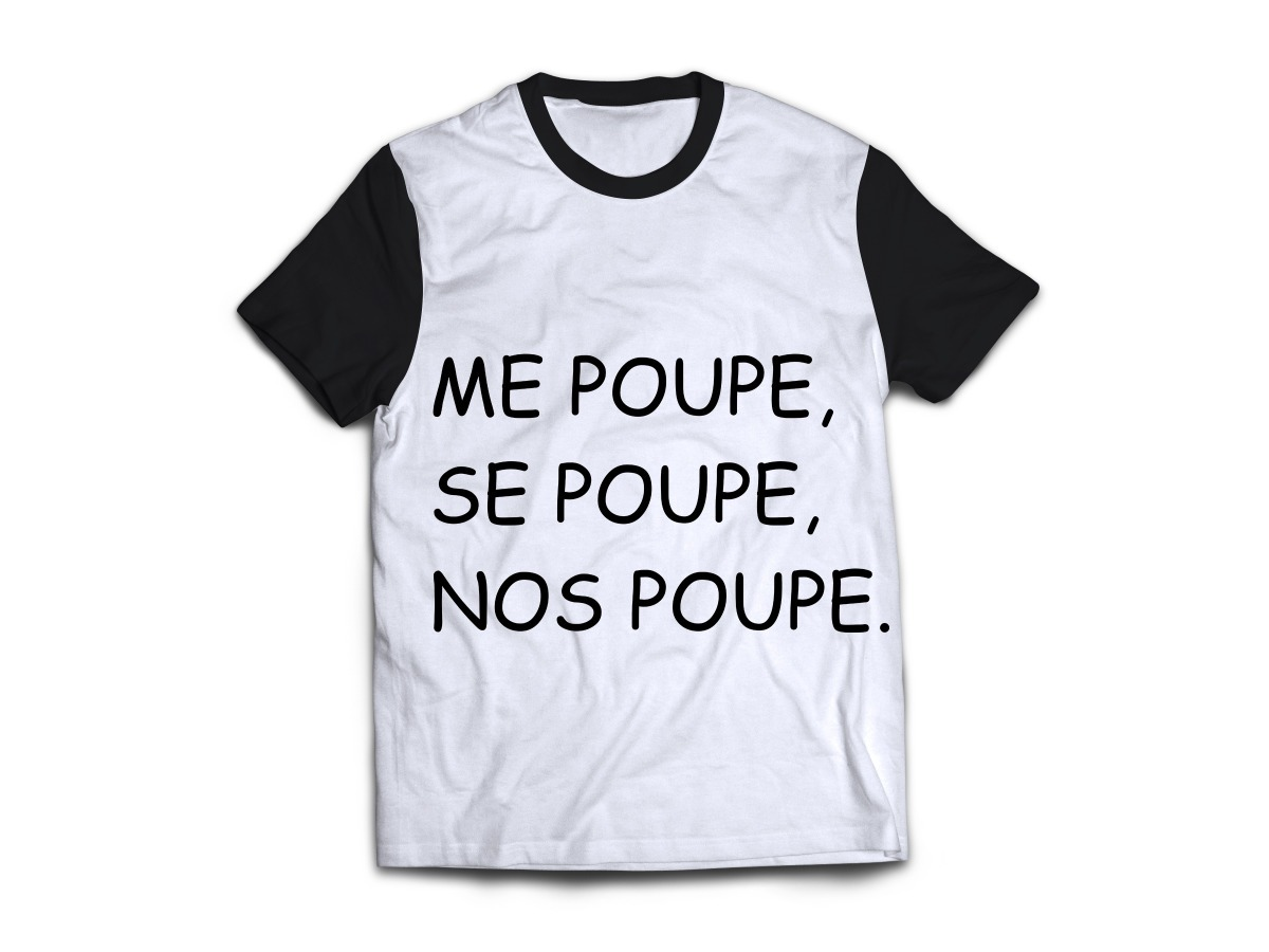Camiseta Me Poupe Se Poupe Nos Poupe Meme Camisa Blusa R 2600 Em