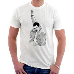 camiseta memes - freddie mercury - consegui