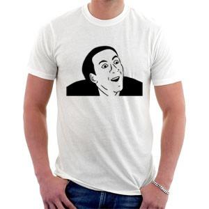 camiseta memes - sério! - jura!