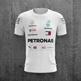 d5d3cb28dc Jaqueta Mercedes Petronas F1 no Mercado Livre Brasil
