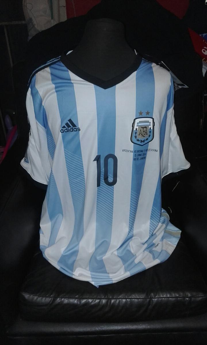 fe6e4e4c19 Camiseta Messi Adizero