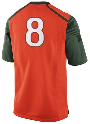 camiseta miami hurricanes
