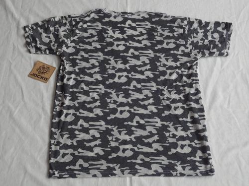 camiseta militar jocko talla x l  #0002