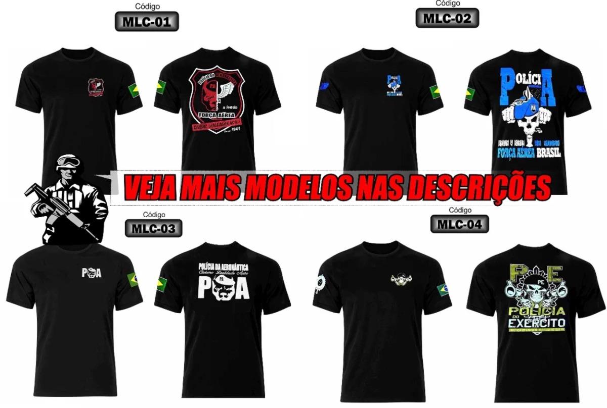camiseta militar personalizada com seu nome diversos modelos. Carregando  zoom. 1b0f5a4413302