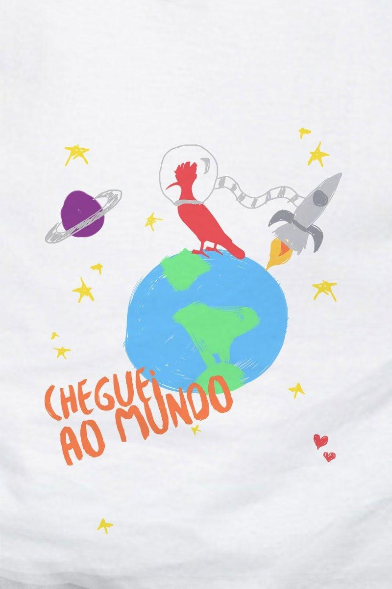 c263b9a313f camiseta mini cheguei ao mundo reserva mini. Carregando zoom.