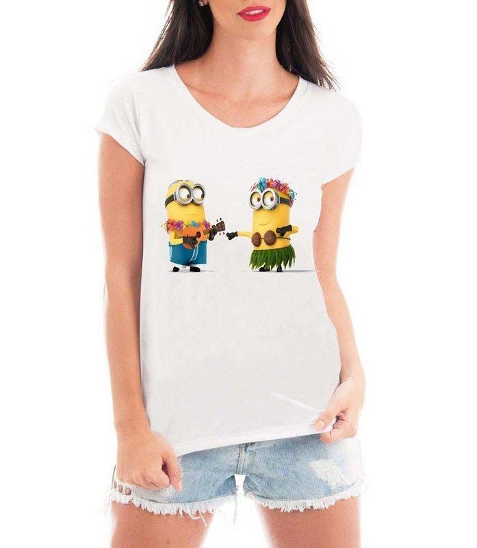 559cd6b109 camiseta minions meu malvado favorito casal blusa feminina. Carregando zoom.