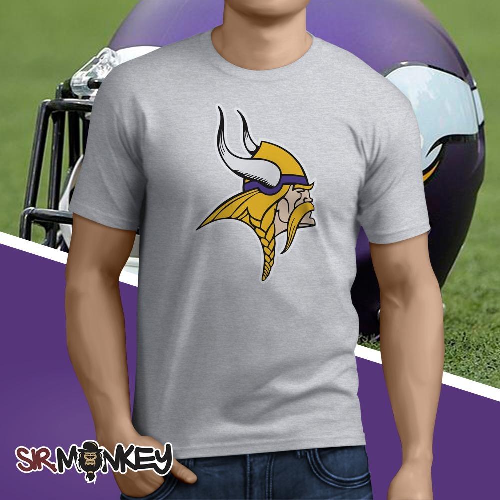 2a31fec7a camiseta minnesota vikings - nfl - temos todos os times! Carregando zoom.