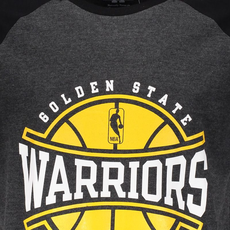 93f2cff67 camiseta mitchell   ness nba golden state warriors cinza. Carregando zoom.