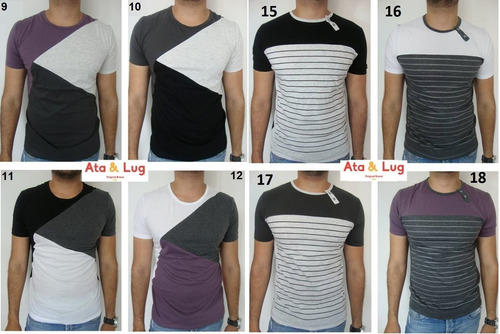 camiseta moda camisa camisilla ata y lug original