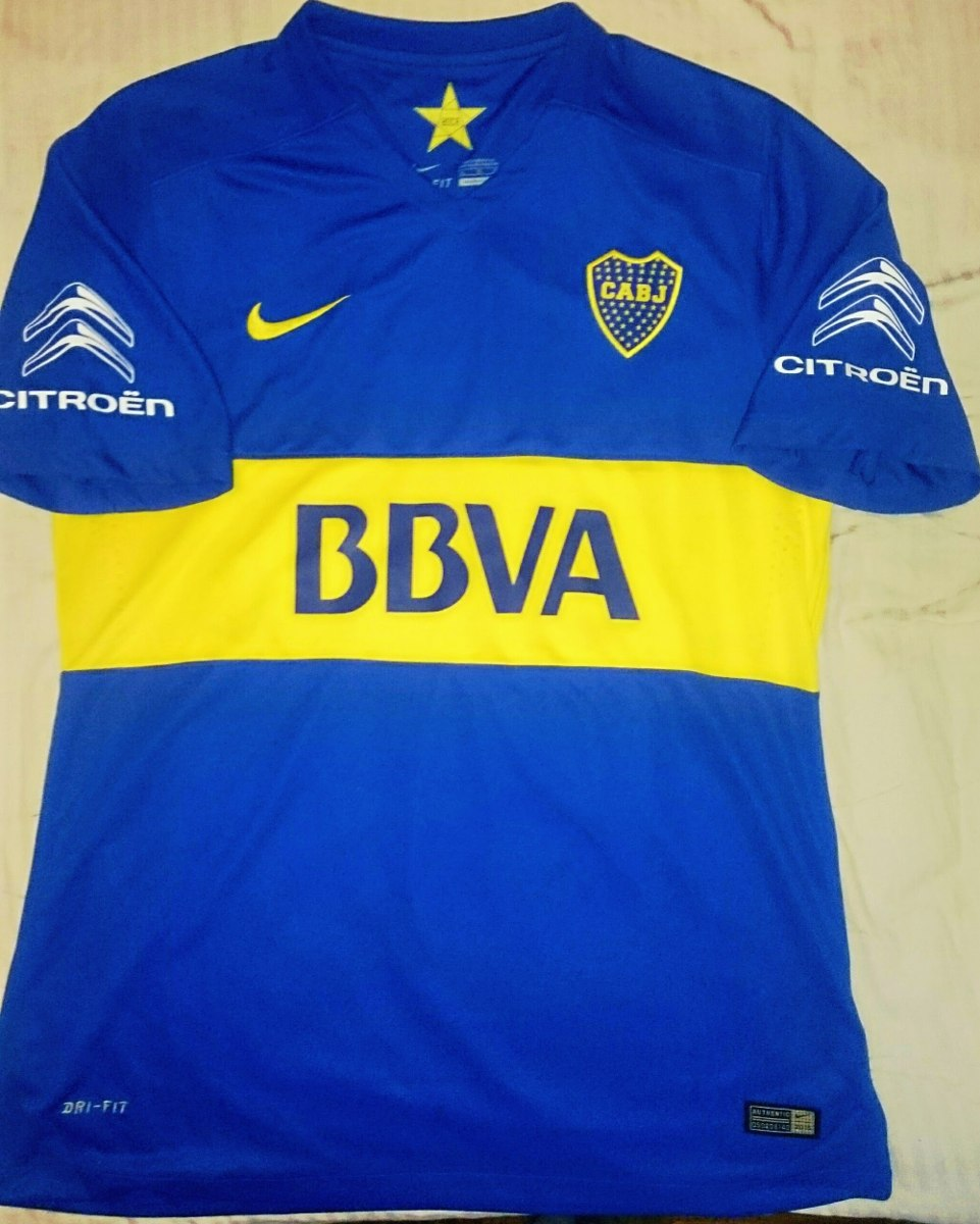 camiseta modelo 2016 match boca juniors. Cargando zoom. 129eb0feb9cc5