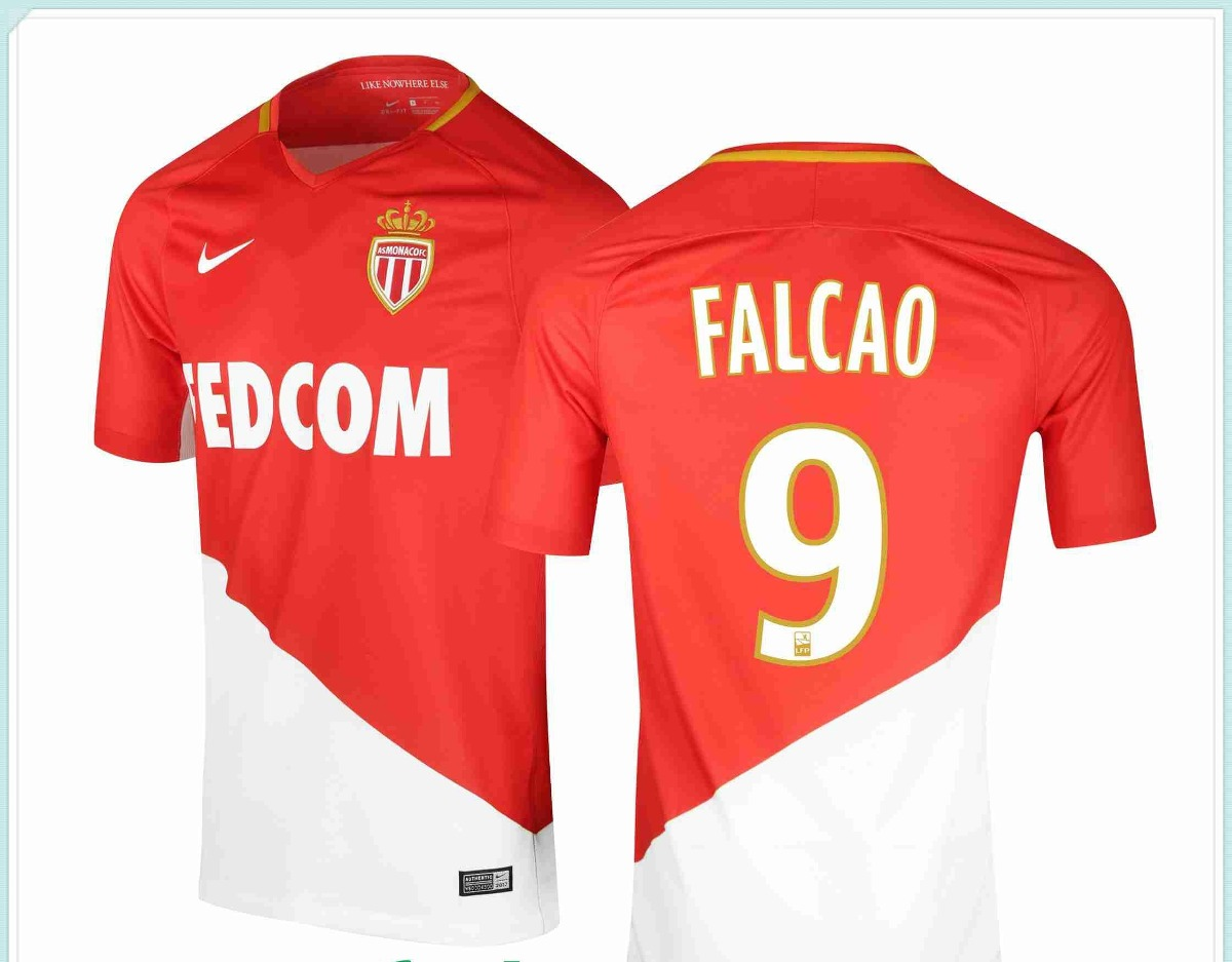 Camiseta AS Monaco hombre