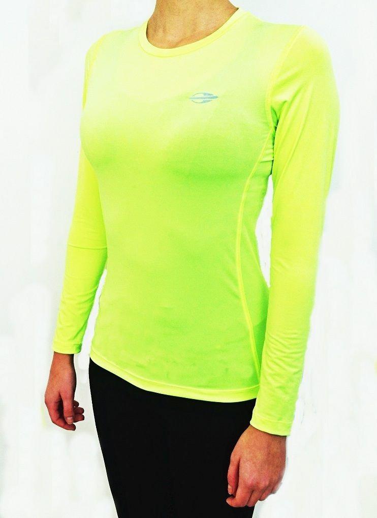 6c7d6a20c97e4 camiseta mormaii feminina manga longa body fit proteção uv. Carregando zoom.