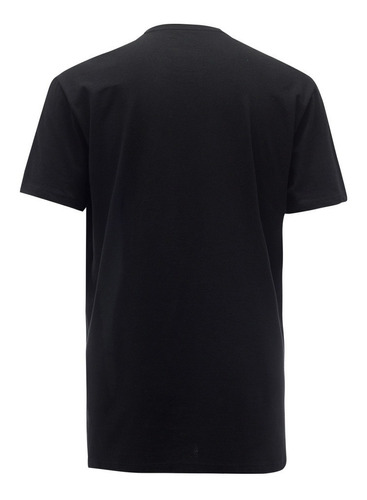 camiseta moto honda - vintage - preta - produto oficial
