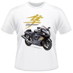2350d63c37 2 Camiseta Cod1 Moto Suzuki Hayabusa Gsx 1300 R Black Camisa