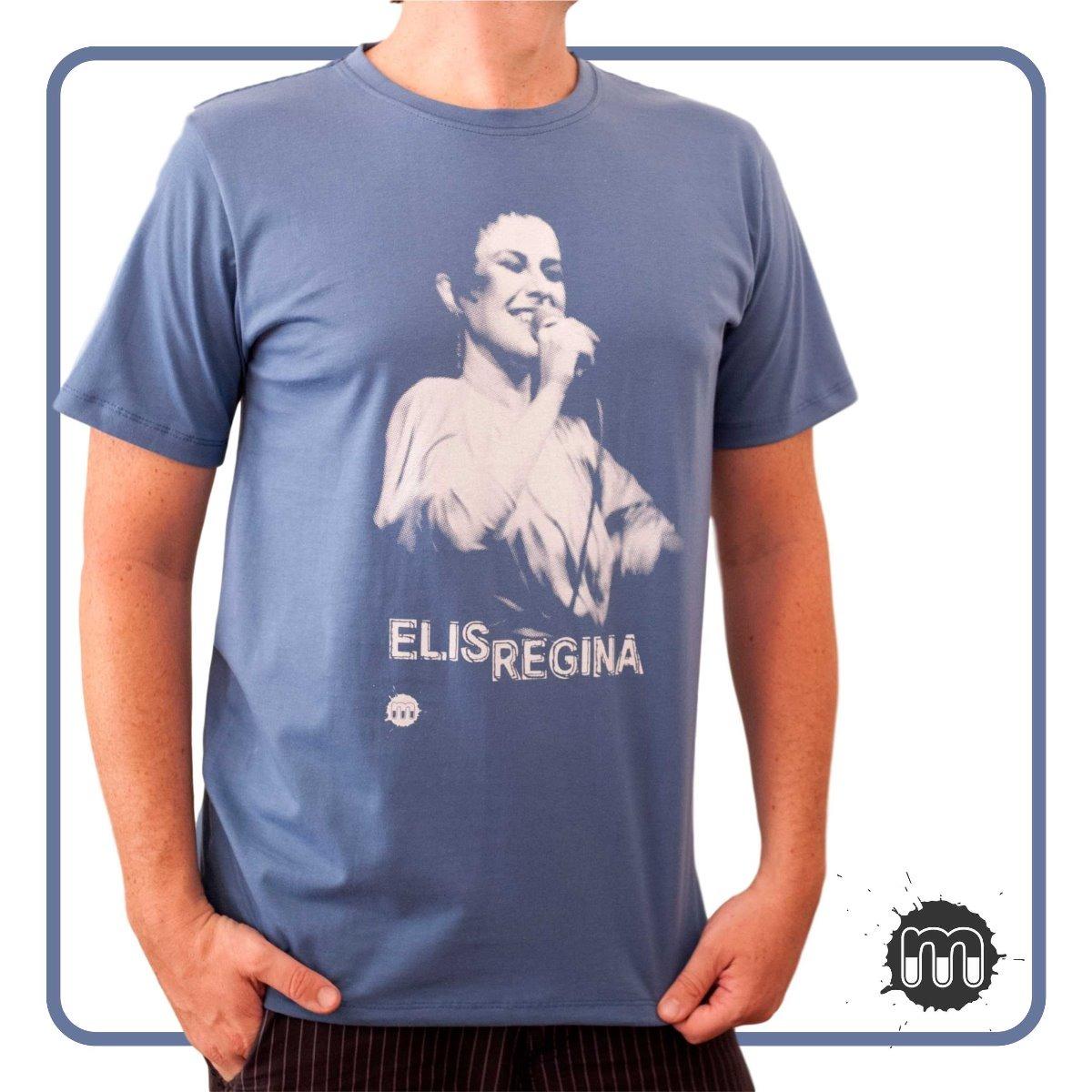 camiseta mpb elis regina. Carregando zoom. 00f5d1c93ac98