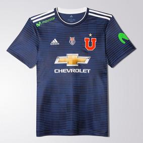 838db75928939 Camisetas Originales De La U De Chile Adidas Claro - Camisetas de Fútbol en  Mercado Libre Chile