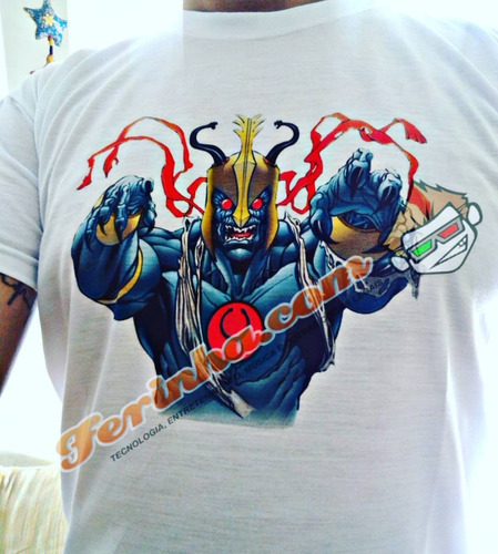 camiseta mumm ra desenho thundercats