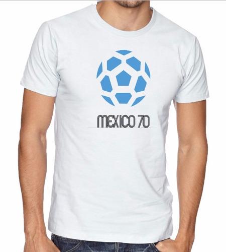 camiseta mundial méxico 70