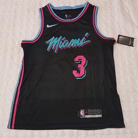 6f8c7f0ad66 Camiseta Miami Heat City Edition en Mercado Libre Argentina