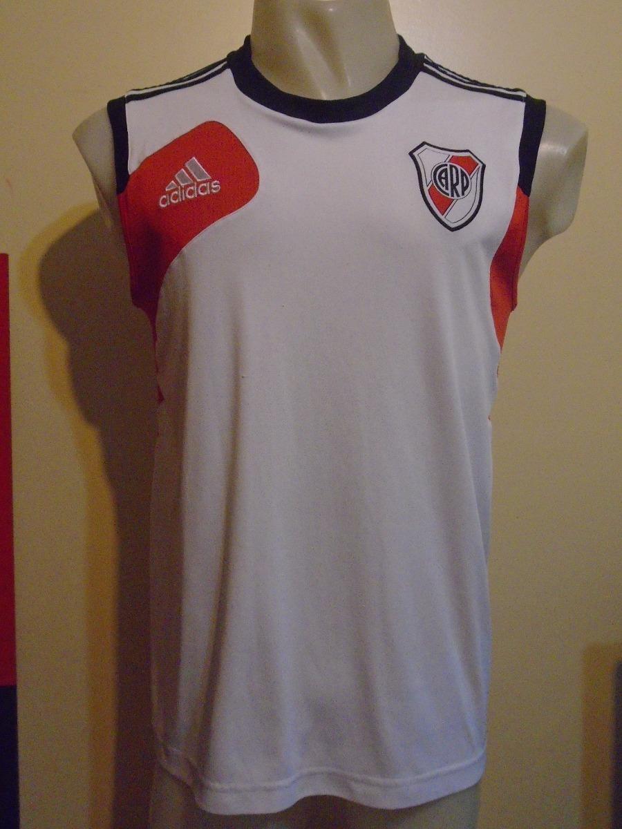 Camiseta Musculosa River Salida Entrenamiento Argentina M- L -   900 ... f1ffddd41bed8