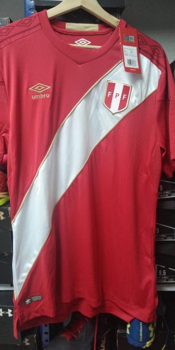 camiseta nacional de peru (oficial rusia 2018) umbro kspehj1. Cargando zoom. d6ea348db13f3