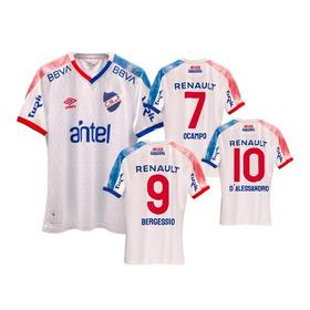 Camiseta Nacional Umbro Oficial Futbol - Auge
