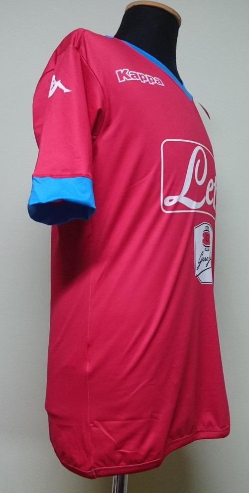camiseta napoli 2016 roja   9 higuain kappa 100 % original. Cargando zoom. cc0e41b4f2f3b