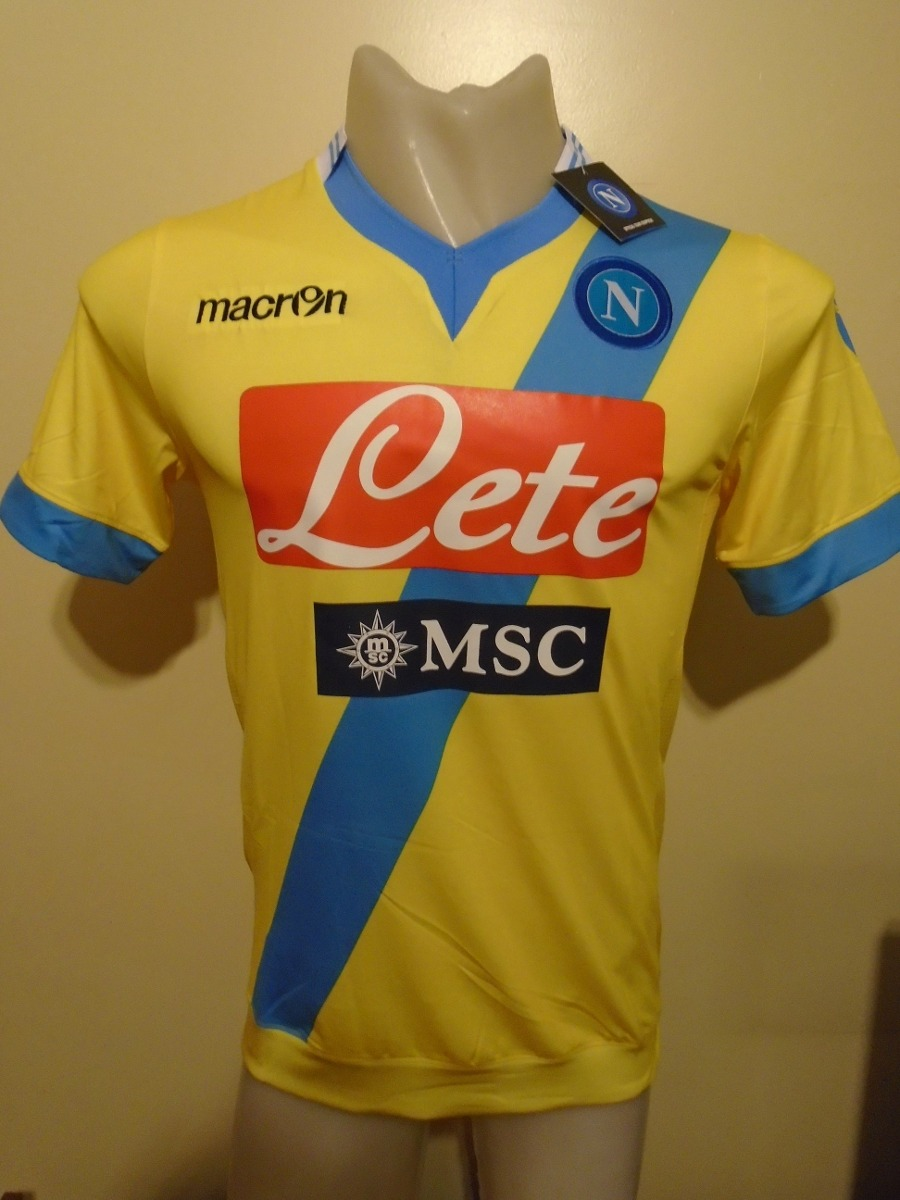 Camiseta Napoli nuevo
