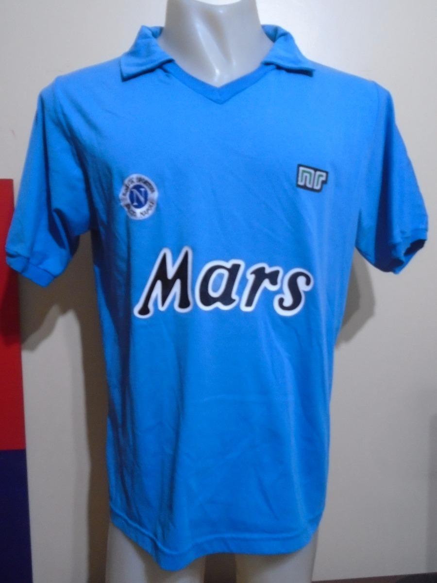 camiseta napoli italia nr 1989 1990 maradona  10 argentina l. Cargando zoom. 43fc02022a2f3