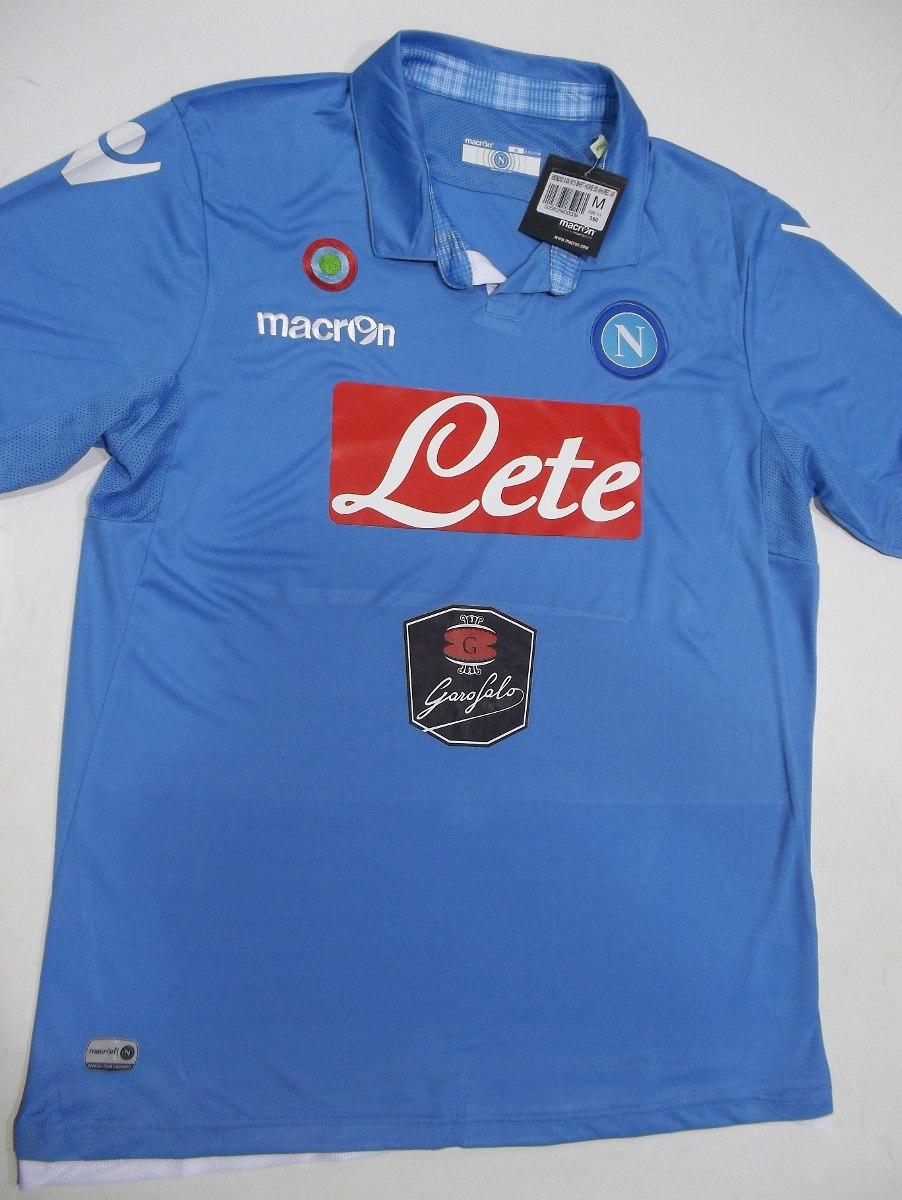comprar camiseta Napoli deportivas
