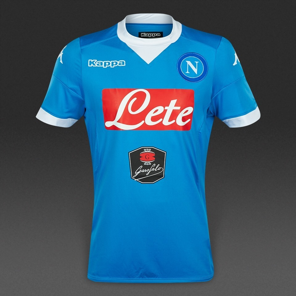 camiseta napoli - mod. titular 2016. Cargando zoom. d185bce90a6c7