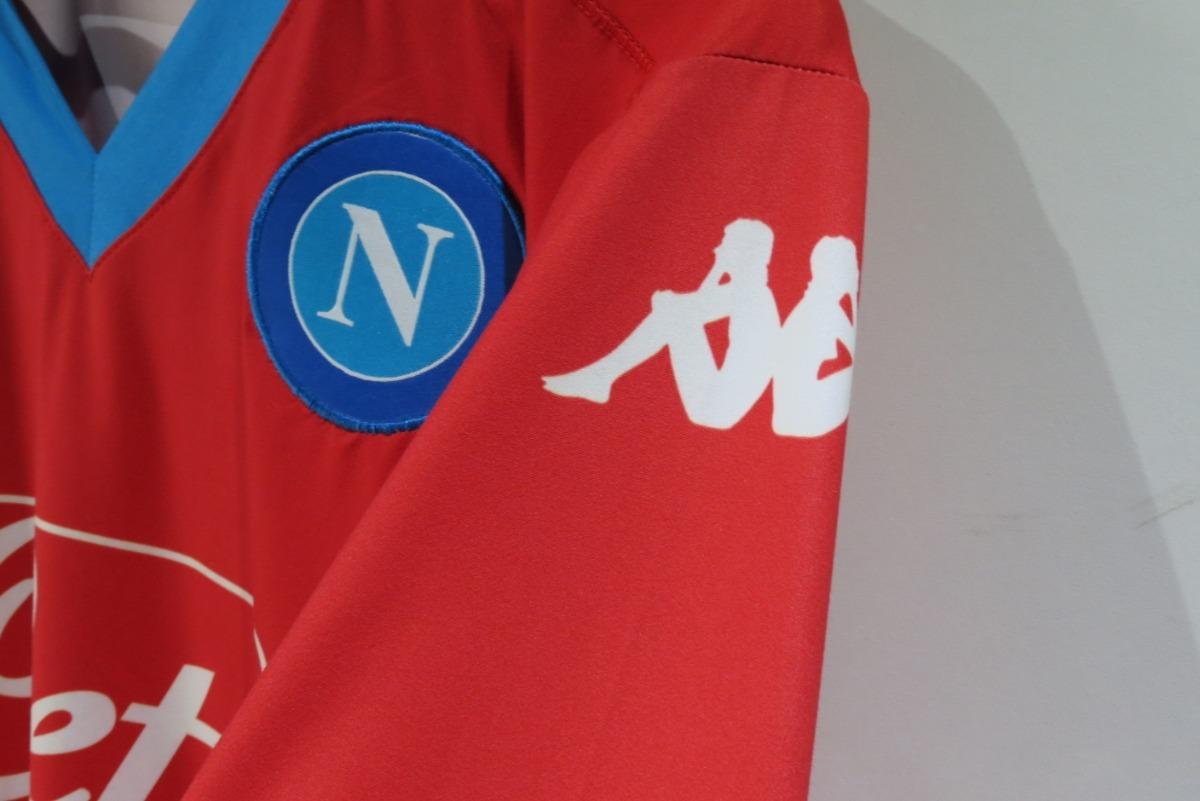 b1fba31d63f14 camiseta napoli suplente 2015  2016. Cargando zoom.