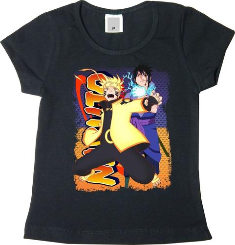 camiseta naruto sasuke madara obito oferta relampago