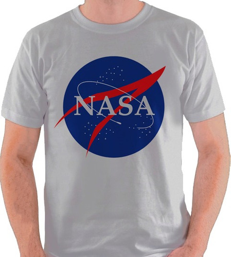 camiseta nasa camisa blusa astronomia ciência espaço estrela