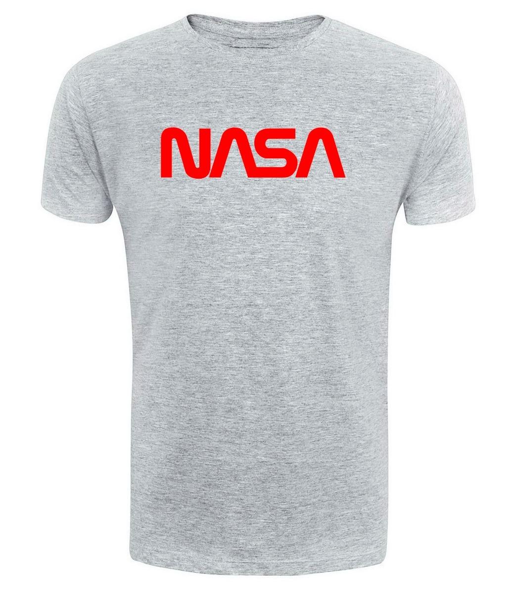 90c26389a camiseta nasa cinza aeronautica. Carregando zoom.