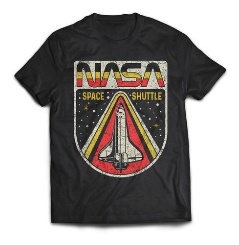 camiseta nasa shuttle rock activity