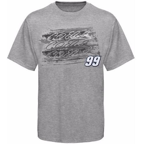 camiseta nascar original talla m checkered flag envío gratis