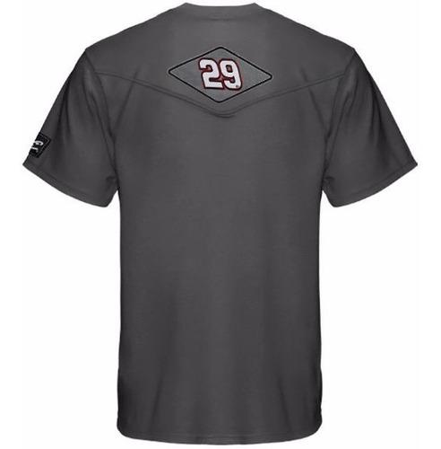 camiseta nascar original talla m kevin harvick envío gratis