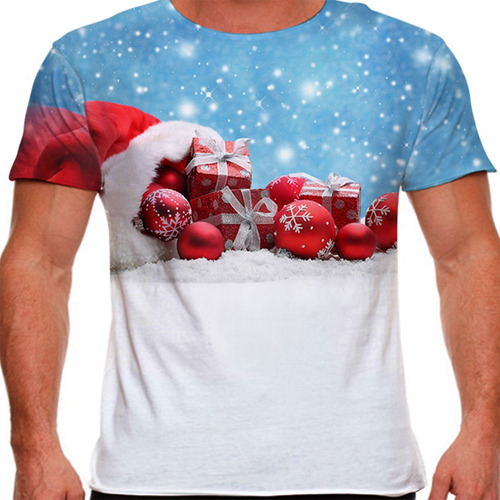 camiseta natal gifts masculina