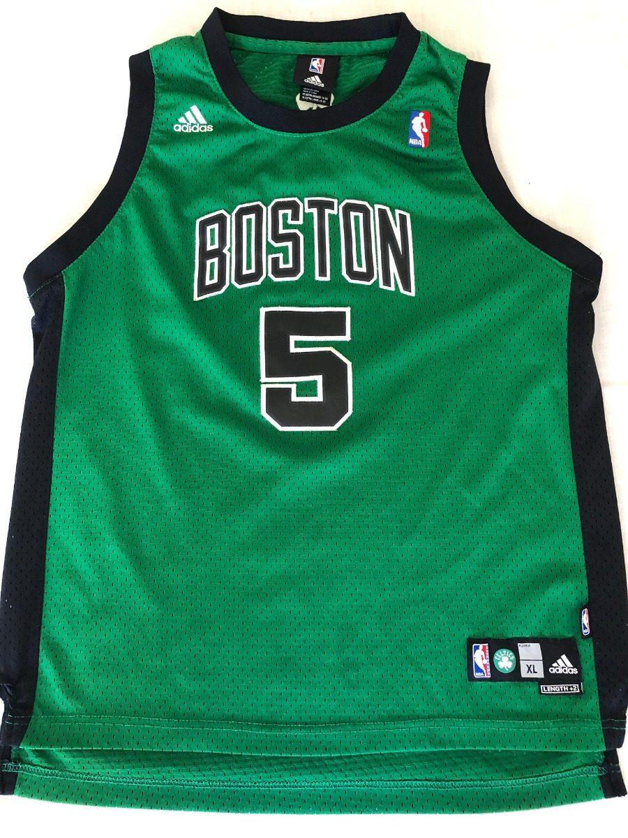 6775dbb1f0 Camiseta Nba adidas Usa Boston Celtics #5 Talle Xl18/20 Años ...