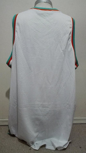 camiseta nba all stars blanca adidas nueva original