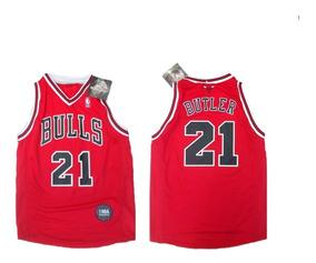 3076d3c709 Camiseta Chicago Bulls Negra - Deportes y Fitness en Mercado Libre Argentina