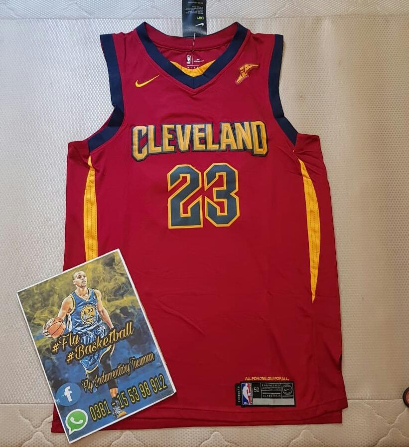 camiseta nba. cleveland cavaliers. lebron james  23. Cargando zoom. 8c0a8f629d067