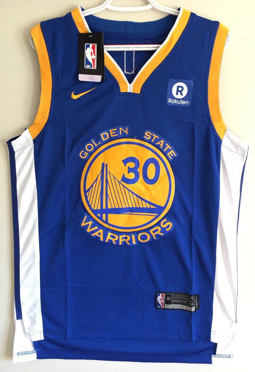 bd135b4b7 camiseta nba golden state warriors stephen curry azul 2018. Cargando zoom.