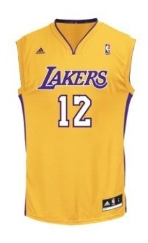 camiseta nba lakers dwight howard basketball talla m