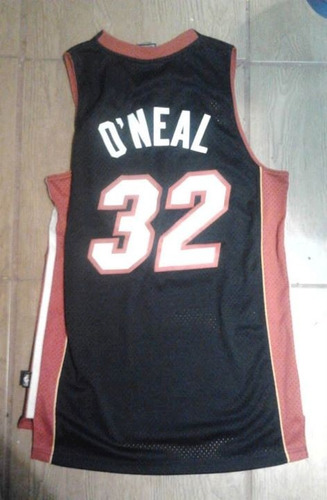 camiseta nba miami heat reebok