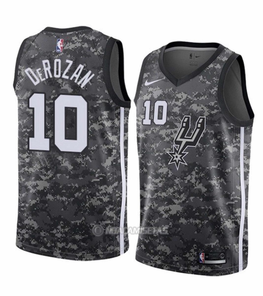 Talle Derozan Nike Spurs Manu Xl Lakers Lebron Camiseta Nba qVGUpSzM