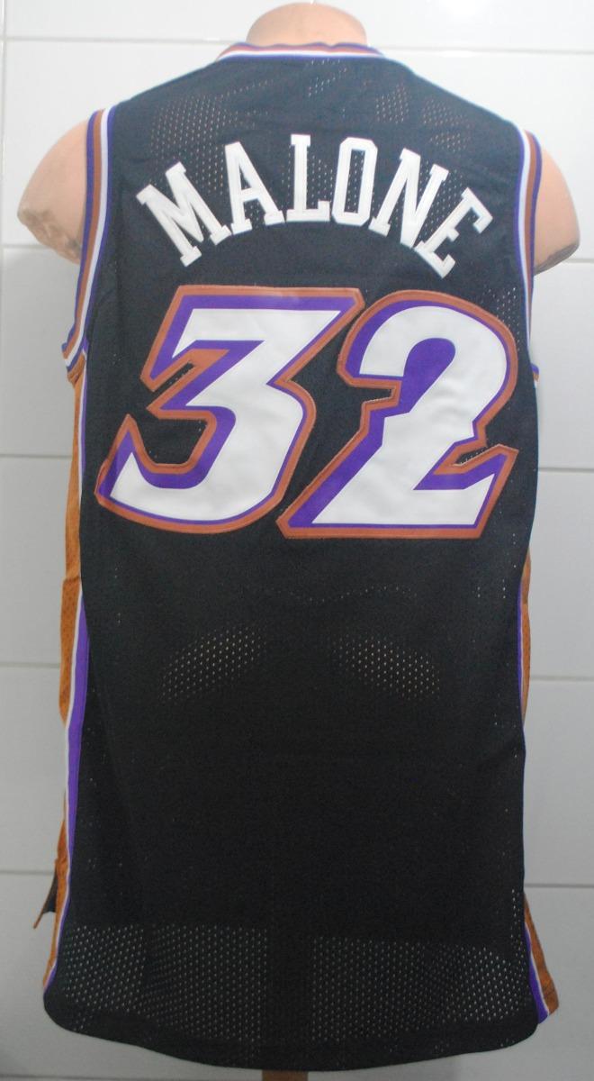 Camiseta Nba Utah Jazz, #32 Malone, Nueva! - $ 23.000 en Mercado Libre